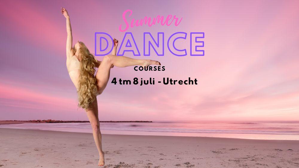Summer Dance Intensive 2021 - Culemborg